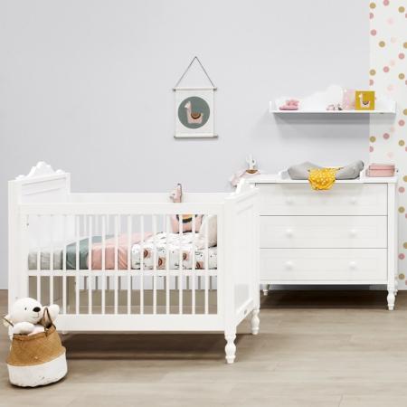 Bopita Belle 2 delige babykamer sfeer