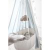 Leander hangwieg wit
