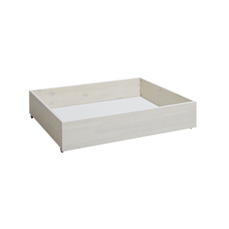 Lifetime kleine bedlade whitewash