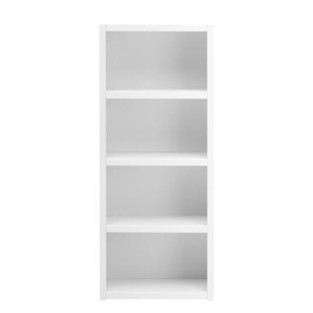 Lifetime boekenkastsysteem 4 vak wit