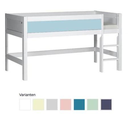 Lifetime gekleurde bedfronten