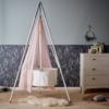 Leander Classic hemeltje hangwieg Soft Pink sfeer