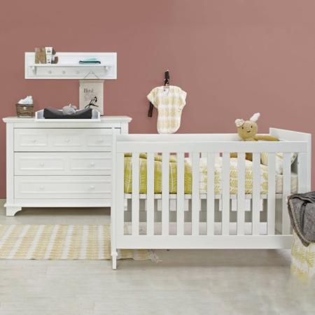 Bopita Charlotte 2 delige babykamer sfeer