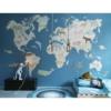 Inke 2130 wereld blauw