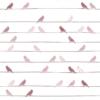 Inke2031 vogels roze staal