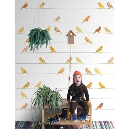 Inke2032 vogels geel