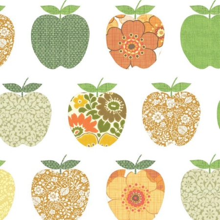 Inke2042 appeltje oranje detail