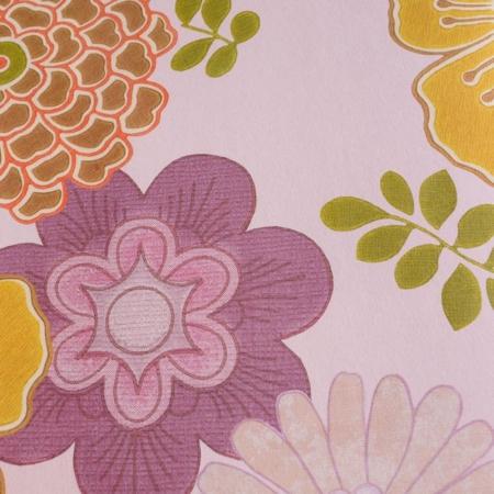 Inke2054 bloemenmix roze staal