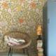 Inke2055 vintage blad roze
