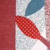 Inke2060 Leidsehout roodblauw detail