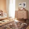 Leander Linea 2 delige babykamer beuken sfeer