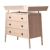 Leander Linea commode beuken met changing unit2