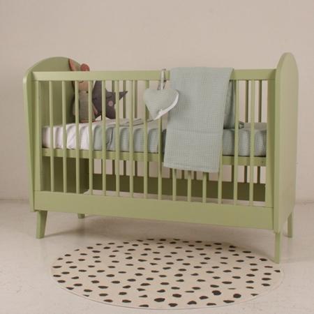 Happy Baby ledikant Daan groen sfeer
