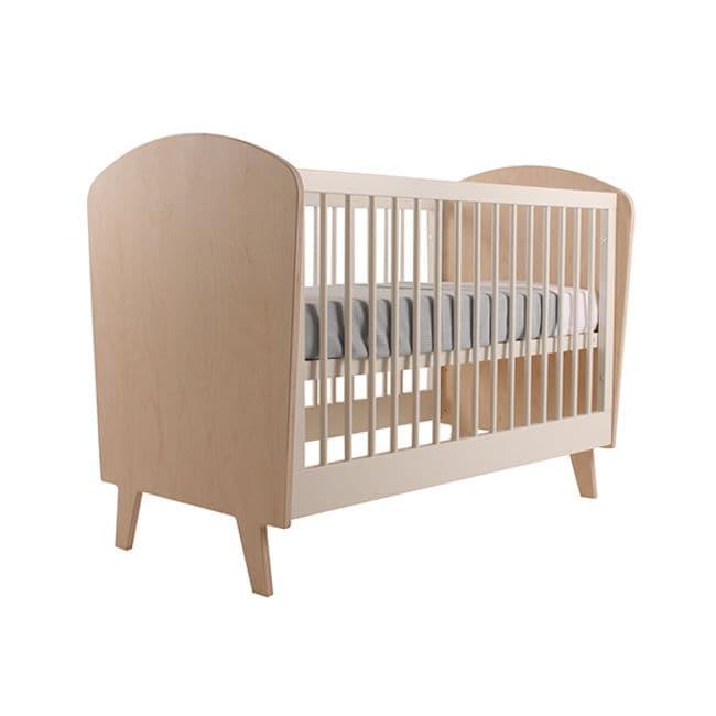 Babykamer Daan Baby Dump.Ledikant Voor Baby Rsvhoekpolder