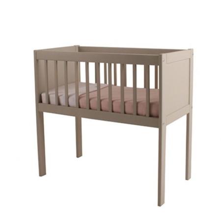 Happy Baby wieg Texel grijs