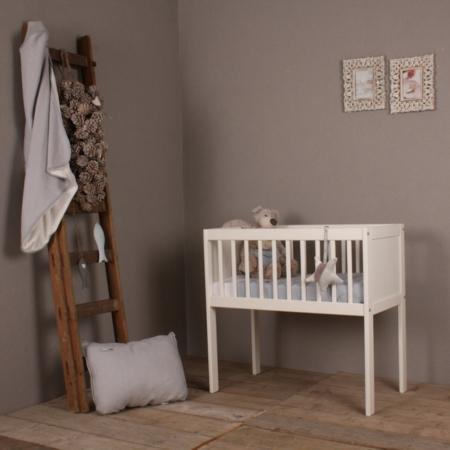 Happy Baby wieg Texel wit sfeer