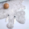 Vloerkleed Eric Elephant detail