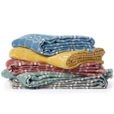 Katoenen dekens Doris