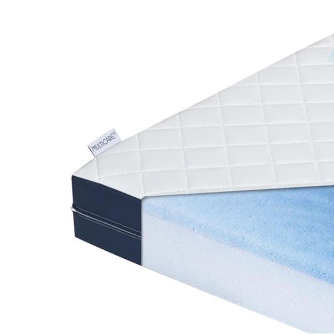 ABZ multicare white on top koudschuim matras - 70 x 150 cm