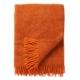 Klippan Gotland plaid orange