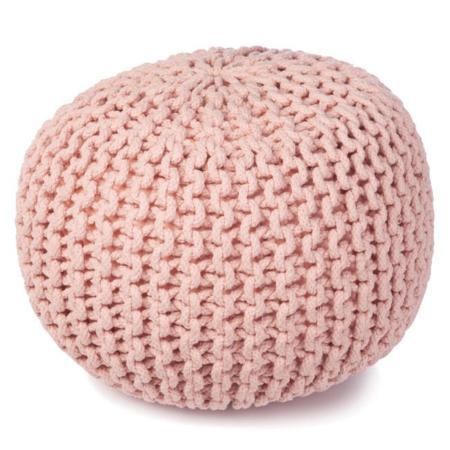 Kidsdepot pouf Bundy roze