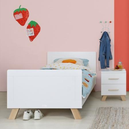 Bopita Lisa bed en nachtkastje