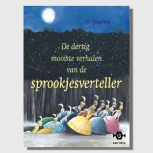 Boek De Sprookjesverteller