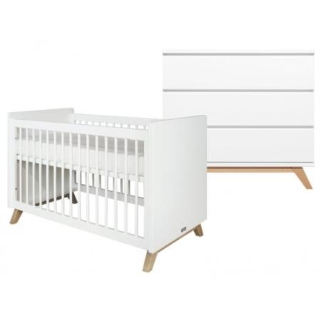 Bopita Lynn greeploos 2-delige babykamer