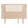 Sebra Harlequin Babybed wooden edition