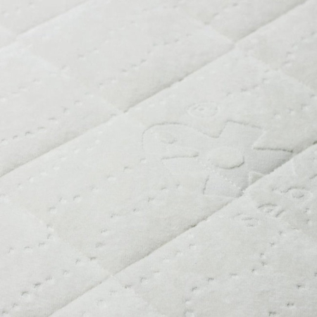 Sebra matras detail