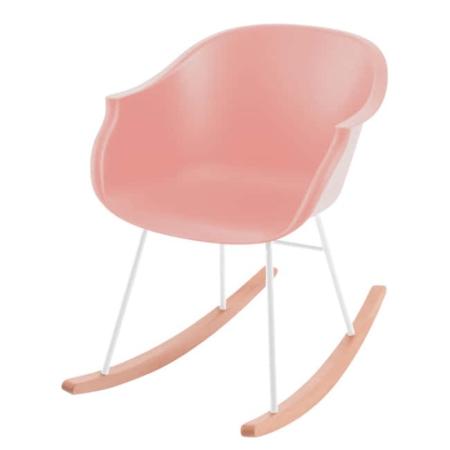 Kidsdepot Jazzy schommelstoel roze