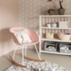 Kidsdepot Jazzy schommelstoel roze sfeer