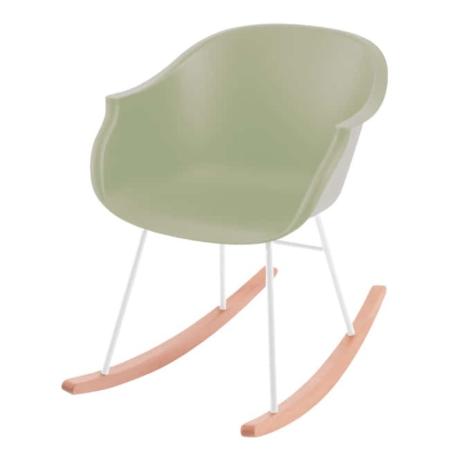 Kidsdepot Jazzy schommelstoel seagreen