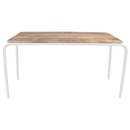 Kidsdepot Original tafel hout metal wit