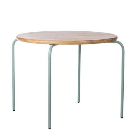 Kidsdepot Circle table seagreen