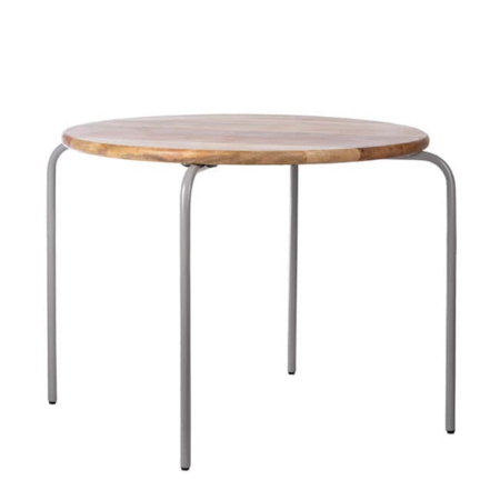Kidsdepot Circle table grey