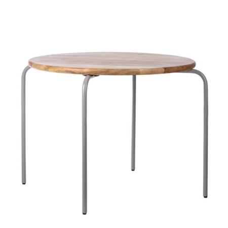 Kidsdepot Circle table grey
