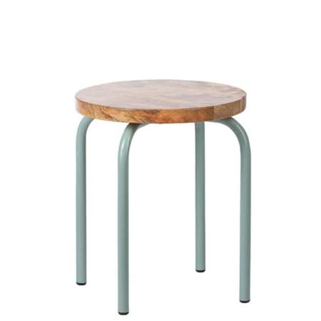 Kidsdepot Circle stool seagreen
