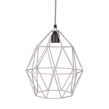 Kidsdepot Wire hanglamp grey