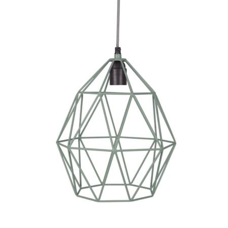 Kidsdepot Wire hanglamp seagreen