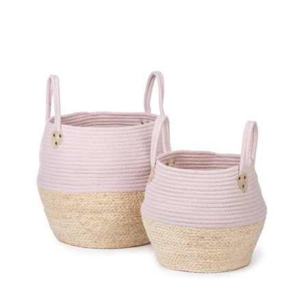 Kidsdepot Kori set pink natural