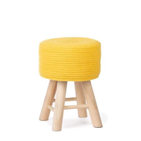 Kidsdepot kruk Iggy yellow