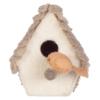 Kidsdepot vilten vogelhuisje merel