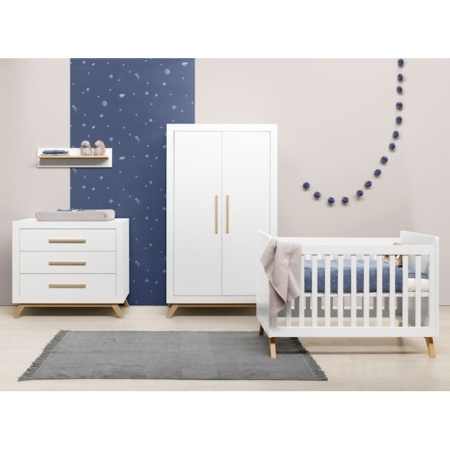 Bopita Fenna 3-delige babykamer sfeer