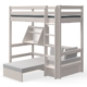 Flexa Classic Casa rechte trap grey washed1
