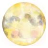 Hartendief behangcirkel Maankus