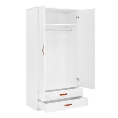 Lifetime Coolkids 2-deurskast open