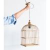 Kidsdepot hanglamp Birdy naturel sfeer
