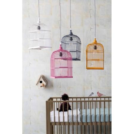 Kidsdepot hanglamp Birdy sfeer