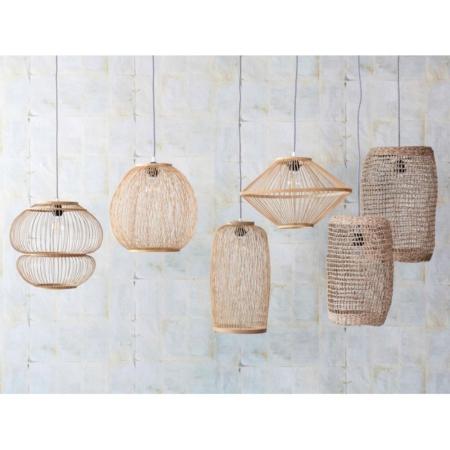 Kidsdepot hanglampen bamboe